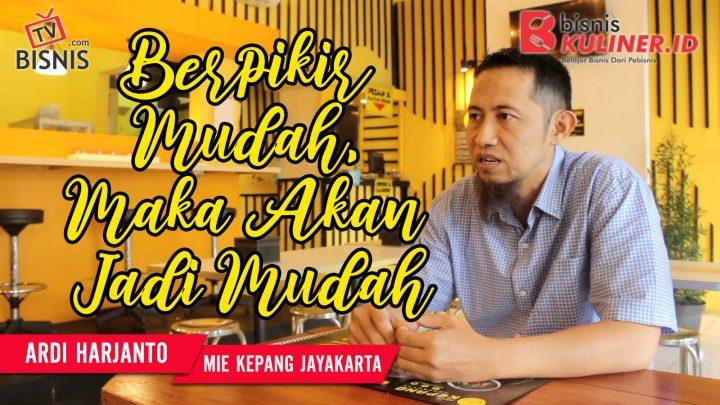 Tips Modal Usaha Bisnis Kuliner, Langsung Dari Owner Mie Kepang