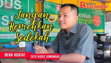 Tips Modal Usaha Bisnis Kuliner, Langsung Dari Owner Soto Kudus Sumringah