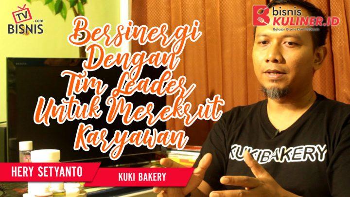 Tips Manajemen SDM Bisnis Kuliner, Langsung Dari Owner Kuki Bakery