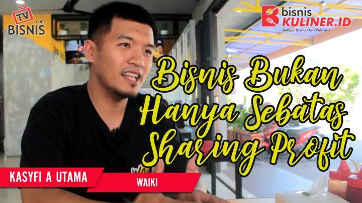 Tips Modal Usaha Bisnis Kuliner, Langsung Dari Owner Waiki