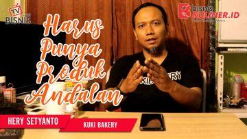 Tips Mengembangkan Bisnis Kuliner, Langsung Dari Owner Kuki Bakery