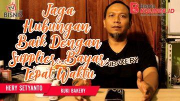 Tips Produksi Bisnis Kuliner, Langsung Dari Owner Kuki Bakery