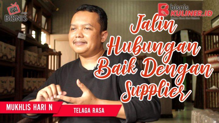 Tips Produksi Bisnis Kuliner, Langsung Dari Owner Telaga Rasa