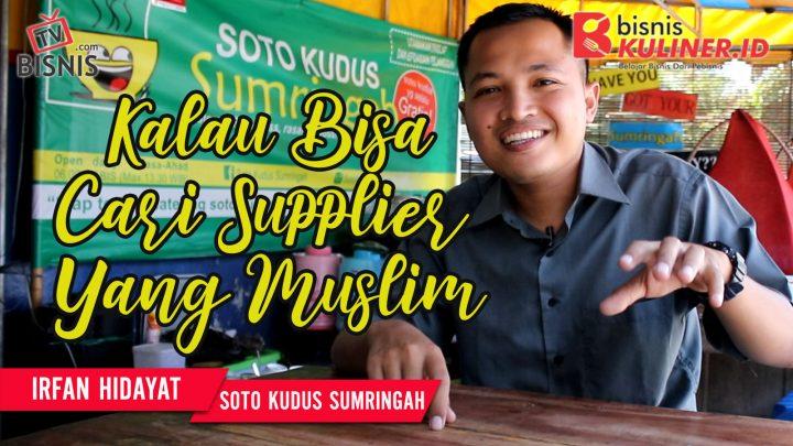Tips Produksi Bisnis Kuliner, Langsung Dari Owner Soto Kudus
