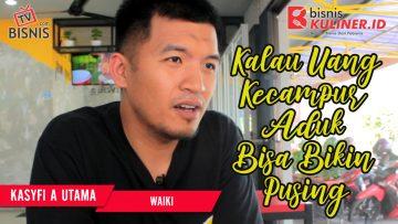 Tips Keuangan Bisnis Kuliner, Langsung Dari Owner Waiki
