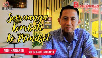 Tips Keuangan Bisnis Kuliner, Langsung Dari Owner Mie Kepang