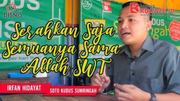 Tips Resep Bisnis Kuliner, Langsung Dari Owner Soto Kudus Sumringah