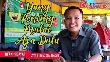 Tips Lokasi Usaha Bisnis Kuliner, Langsung Dari Owner Soto Kudus Sumringah