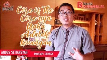 Tips Keuangan Bisnis Kuliner, Langsung Dari Owner Warcopi Serasa