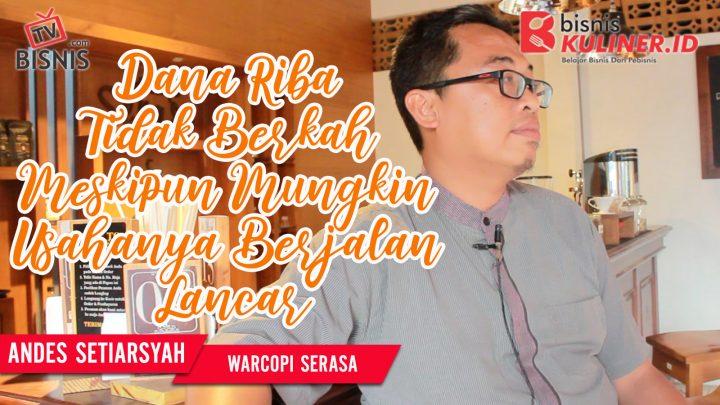 Tips Modal Usaha Bisnis Kuliner, Langsung Dari Owner Warcopi Serasa
