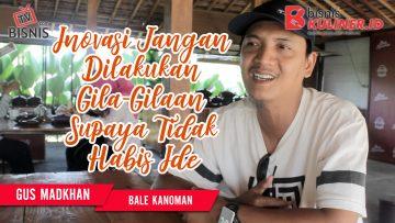 Tips Memulai Usaha Bisnis Kuliner, Langsung Dari Owner Bale Kanoman