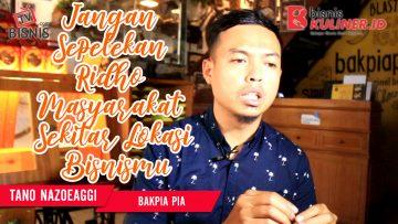 Tips Lokasi Usaha Bisnis Kuliner, Langsung Dari OwnerBakpiapia