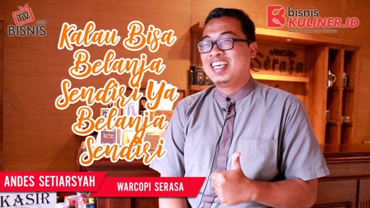 Tips Produksi Bisnis Kuliner, Langsung Dari Owner Warcoppi Serasa
