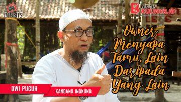 Tips Pemasaran Bisnis Kuliner, Langsung Dari Owner Kandang Ingkung