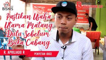 Tips Mengembangkan Usaha Bisnis Kuliner, Langsung Dari Owner Penyetan Joice