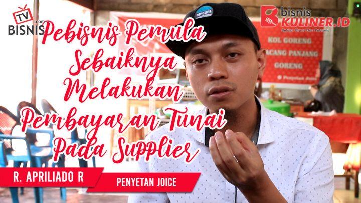 Tips Produksi Bisnis Kuliner, Langsung Dari Owner Penyetan Joice