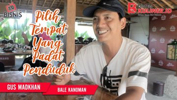 Tips Lokasi Usaha Bisnis Kuliner, Langsung Dari Owner Bale Kanoman