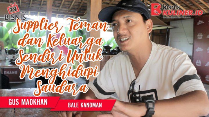 Tips Produksi Bisnis Kuliner, Langsung Dari Owner Bale Kanoman
